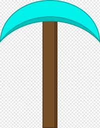 Minecraft Diamond Pickaxe Png, HD Png ...