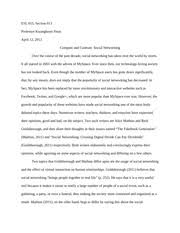 argumentative essay on veganism esl section professor  3 pages synthesis essay rewrite