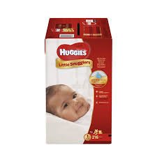 Little Snugglers Size Chart Huggies Little Snugglers Diapers Size 1 216 Diapers