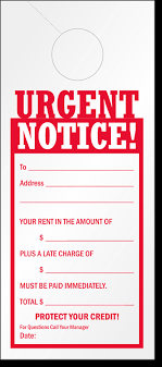 Late Notice For Rent Letter Late Notice For Rent Kadil Carpentersdaughter Co