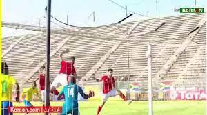 يلا كورة أهداف مباراة الاهلي وصن داونز 1-1 - موقع كورة أون