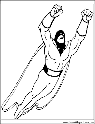 Space Ghost Coloring Pages Free Printable Colouring Pages For Kids