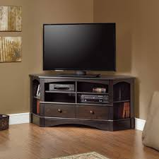 modern corner tv stand. furniture modern dark wood corner tv stand and media cabinet t
