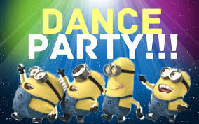 Minions Dance Party!