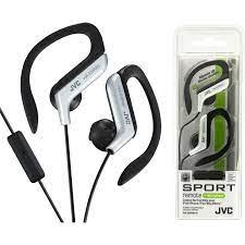 Jvc HAE-BR80SK Kulak İçi Spor Tipi ve Mikrofonlu Gümüş Renk Fiyatı