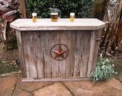 19 Super Easy Cheap DIY Outdoor Bar Ideas