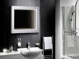 modern bathroom mirror frames.  Bathroom Wood Framed Bathroom Mirrors In Modern Mirror Frames H