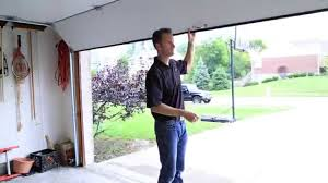 garage door manual open design ideas