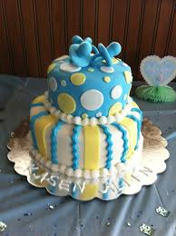 boy baby shower cakes with amazing photo baby shower