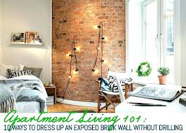 brick wall interior design brick wall interior design ideas painted