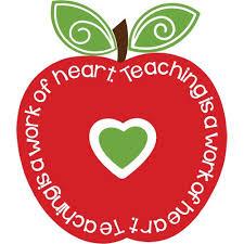 teacher apple clipart. pin heart clipart teacher #8 apple