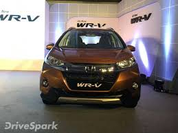 new car launches in bangaloreHonda WRV Launched In Bangalore Prices Start At Rs 790 Lakh