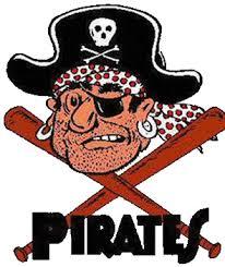 Pittsburgh Pirates alternate Logo 1960-67 | Pittsburgh Sports ...