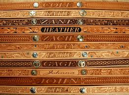 to learn more about how we create each belt here