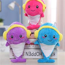 <b>1Pcs Stuffed</b> Animals Fluffy Bottle Cat Dolphin Cute <b>Plush</b> Toys Bag