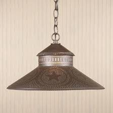 tin lighting fixtures. Inspiration About Kitchen Island Shade Light In Punched Tin With Stars Traditional Within Lighting Fixtures