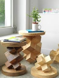 The dimensions of this furniture are sure to create a focal point.  #interior #design #furniture | Furniture | Pinterest | Interiors, Stools  and Woods