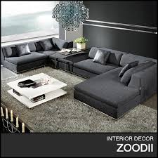 New design leather sofa 1 ...