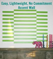 easy mini accent wall using foam core board great for renters or for parties  on foam board diy wall art with diy temporary accent wall pinterest gallery wall walls and easy
