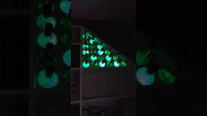 wine rack lighting. 5M Of RGB LED Strip Lights Used To Light A Wine Rack. Rack Lighting E