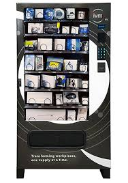 Logitech Vending Machine Gorgeous IVM Offers Innovations Like Smart Vending And Locker Solutions For