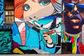 Street Art New York City Bowery Wall Coney Island LISA Project Keith Haring  Banksy Os Gemeos