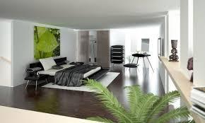 Minimalist Bedroom Interior Back  Home  Great Bedroom Design - Modern retro bedroom