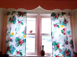 Pretty Kitchen Curtains