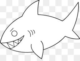hammerhead shark clipart black and white. Plain Hammerhead Great White Shark Free Content Clip Art  Hammerhead Shark Clipart Png  Download 48633631 Transparent Download On Black And White T