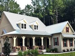 Standing Seam Roof Color Chart Metal Roof Colors Residential Roofing Project For Blue House