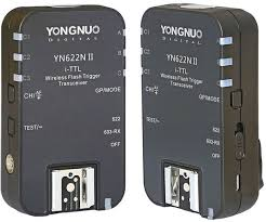 <b>Радиосинхронизатор Yongnuo YN-622N</b> II для Nikon black ...