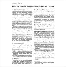 Engineering Technical Report Template 16 Sample Technical Report Templates Pdf Google Docs Apple