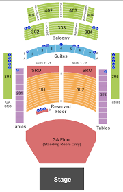 The Joint Hard Rock Las Vegas Seating Chart Stone Temple Pilots Rival Sons Tickets At The Joint At
