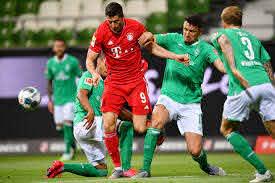 Бавария обыграла Вердер и досрочно стала чемпионом Германии - Чемпионат  Германии по футболу: Расписание и результаты матчей Бундеслиги, обзоры  матчей Кубка Германии - СПОРТ bigmir)net