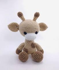 Crochet Giraffe Pattern Awesome PATTERN Gabi The Giraffe Crochet Giraffe Pattern Etsy