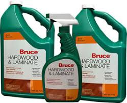 bruce no wax cleaner