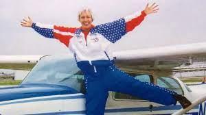 Who is Wally Funk? Trailblazing aviator ...