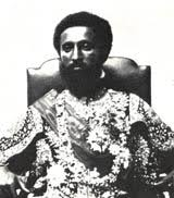 Haile Selassie I (B)