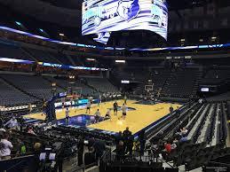 Fedex Forum Section 111 Memphis Grizzlies Rateyourseats Com