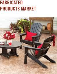plastic lumber outdoor furniture sets