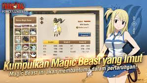 FAIRY TAIL: Forces Unite! for Android - APK Download