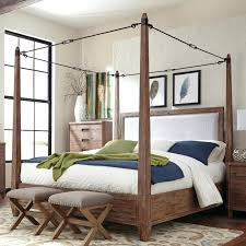 King Size Canopy Bed Frame King Size Canopy Bed Frame Ideas King ...