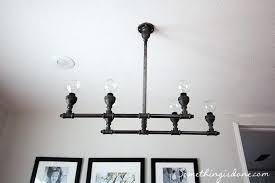 industrial lighting diy. Diy Industrial Lighting Bathroom .