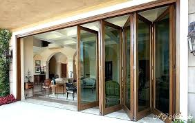 folding door exterior bi folding exterior doors cost exterior folding glass door systems