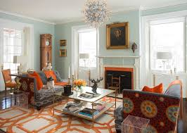 bright colored living rooms living room victorian with sofa contemporary decorative pillows
