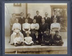 Elmer Nichols' family