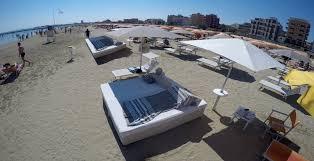 Lettini per spiagge : Odisseo lettino da mare maxi un lettino vip in spiaggia