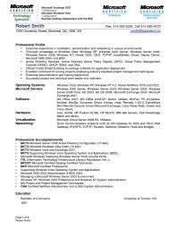 Linux Admin Resume Sample Linux System Administrator Resume Sample For Fresher Rimouskois 11