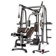 york 401 multi gym. marcy deluxe diamond elite smith cage workout machine total body gym   md-9010g york 401 multi