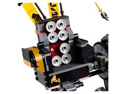Quake Mech 70632 | NINJAGO® | Buy online at the Official LEGO® Shop US